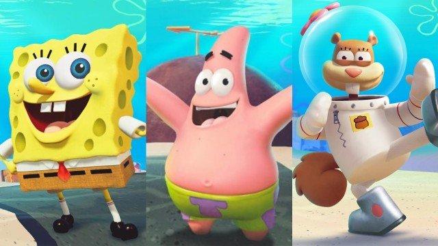 SpongeBob: Battle for Bikini Bottom Come cambiare personaggio   Elenco dei personaggi giocabili
