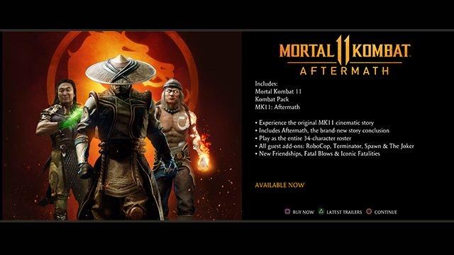 Note sulla patch di aggiornamento di Mortal Kombat X 1.15 | Sblocchi skin gratuiti e nuovo annuncio
