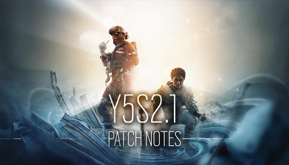 Aggiornamento Rainbow Six Siege 1.88 (Y5S2.1), annullamento della partita