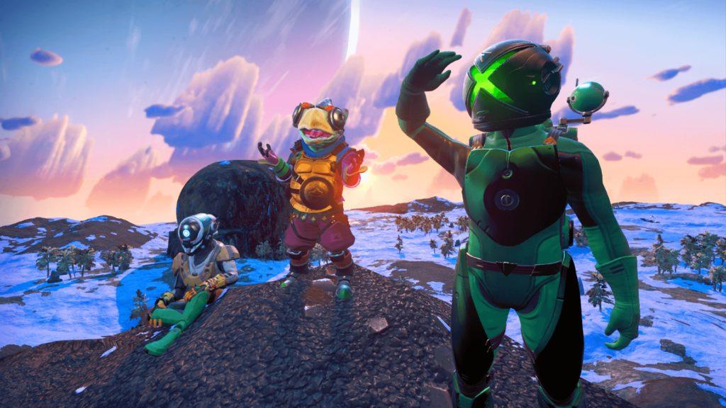 Aggiornamento di No Man's Sky 2.50 annunciato, Crossplay e Game Pass