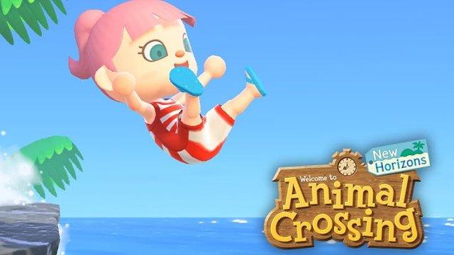"""Animal Crossing: New Horizons aggiunge nuoto e immersioni nell'aggiornamento estivo di """"Wave 1"""""""