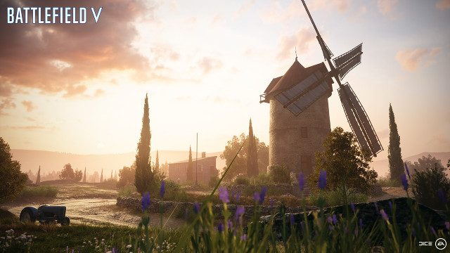 Battlefield 5 1.35 Note sulla patch di aggiornamento PS4 Provenza