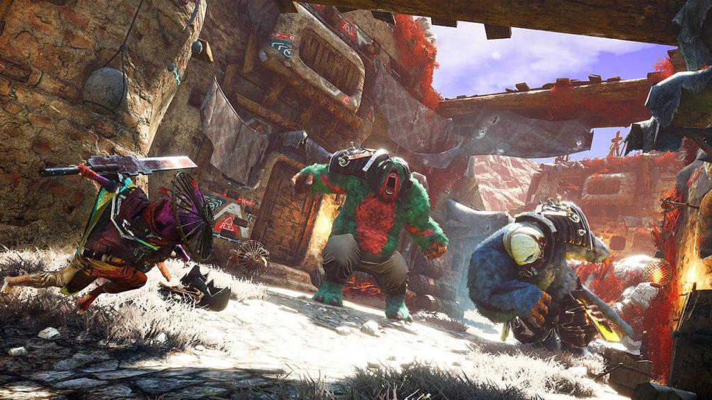 Biomutant Ottiene il nuovo trailer di gioco, ancora nessuna data di rilascio