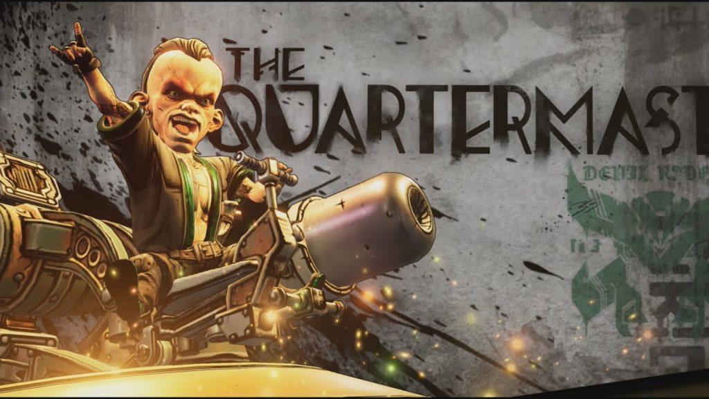 Borderlands 3 Bounty of Blood Guida del Boss Quartermaster