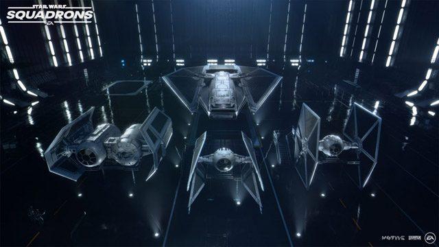 Star Wars: Squadrons Oculus Quest