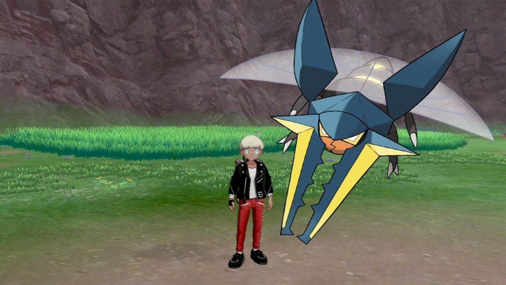 Come catturare Vikavolt in Pokemon Spada e Scudo, Locations e Stats