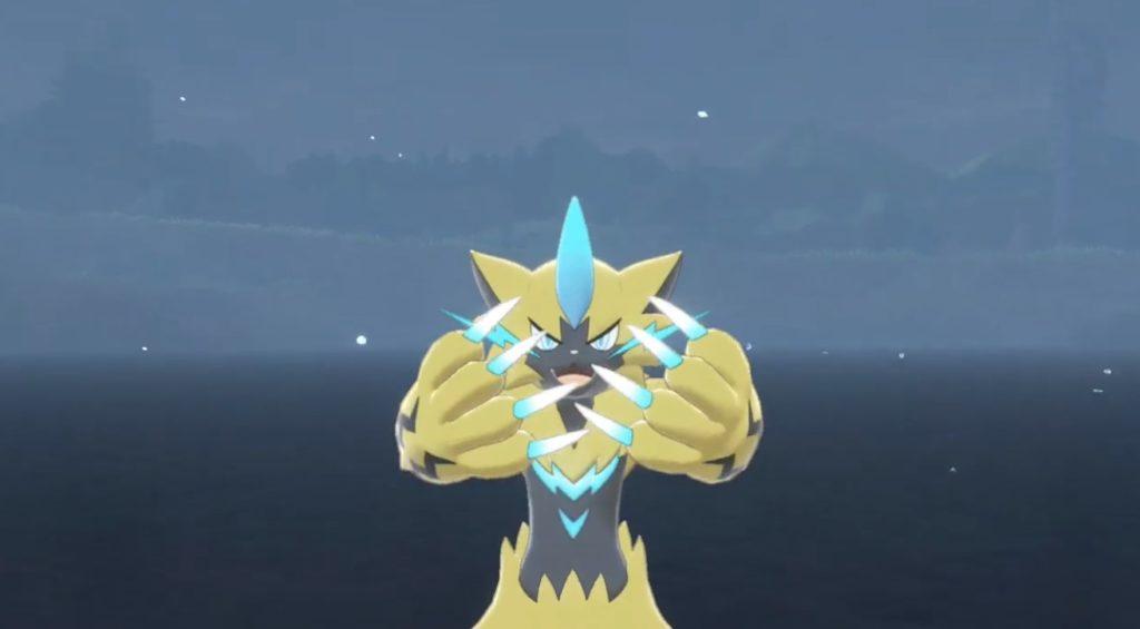 Come catturare Zeraora in Pokemon Spada e Scudo, Locations e Stats