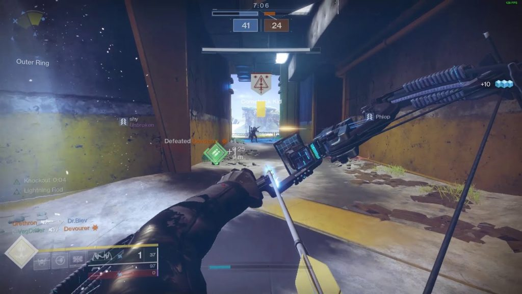 Come ottenere Trinity Ghoul Exotic Catalyst in Destiny 2