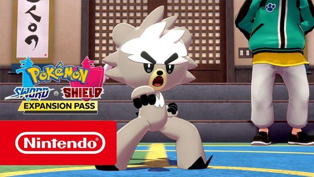 come raggiungere l'Isola di Armatura in Pokemon Sword and Shield
