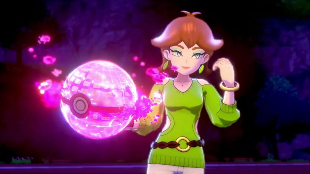 Come sconfiggere Dojo Matron Honey in Pokemon Spada e Scudo Isle of Armor