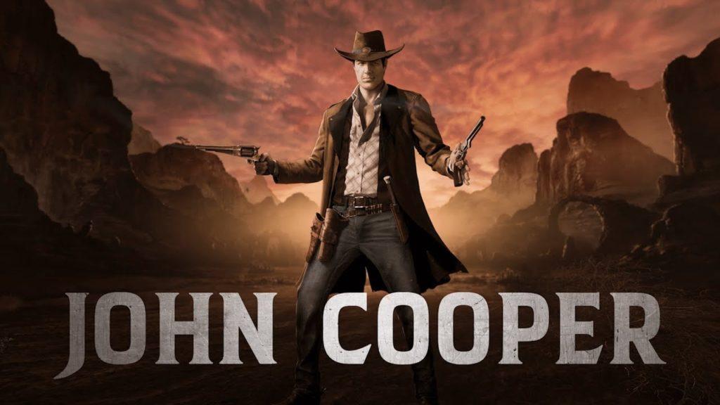Desperados 3 John Cooper Skills Guide