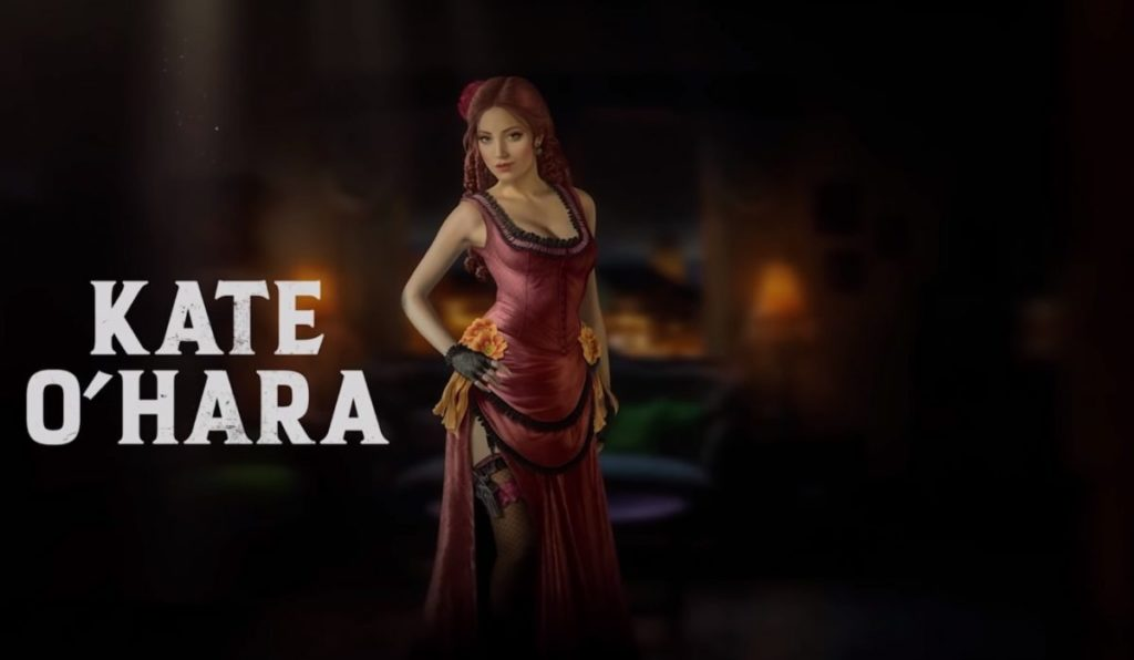 Desperados 3 Kate O'Hara Skills Guide