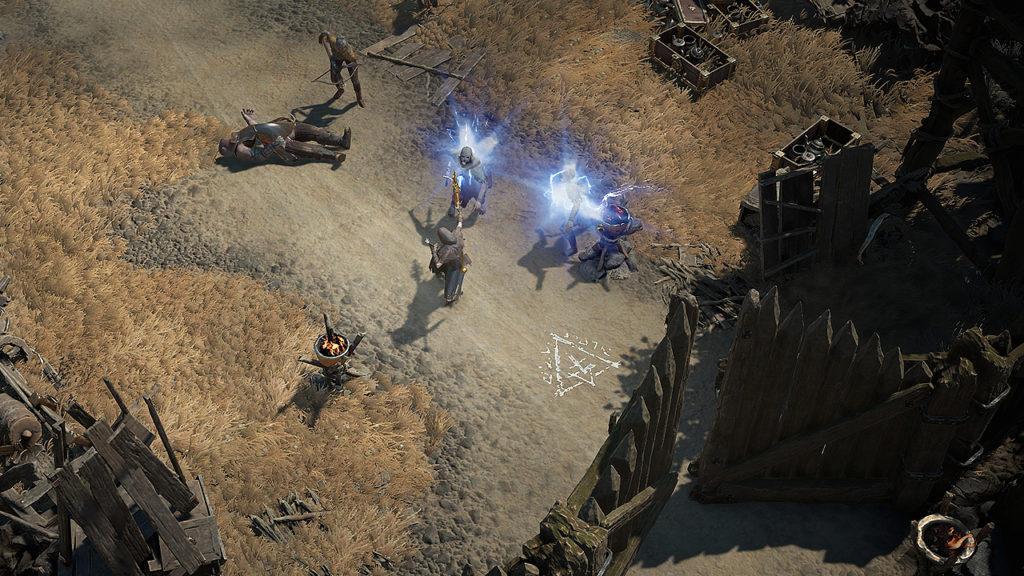 Diablo 4 ha campi che devono essere liberati