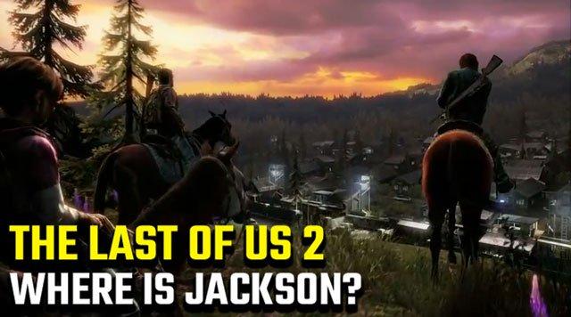 Dov'è Jackson in The Last of Us 2?