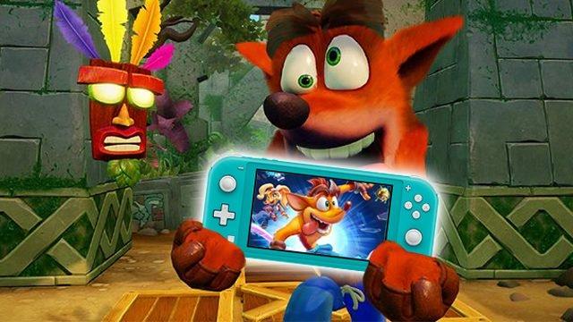 Crash Bandicoot 4: It's About Time Nintendo Switch