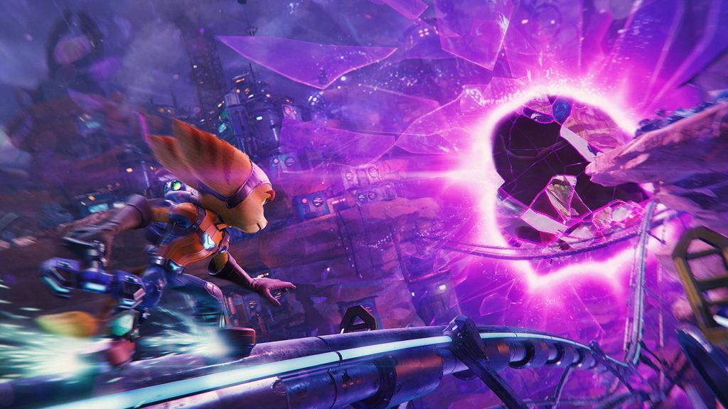 Ratchet & Clank: Rift Apart potrebbe succedere solo attraverso SS5 PS5