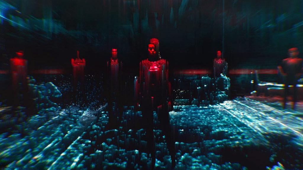 """Il cyberspazio di Cyberpunk 2077 sarà come """"Skyrim Meets Tron"""""""