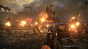 Intervista a Sam 4: ritmo migliorato, legioni, lunghezza del gioco delle nuove armi e altro ancora