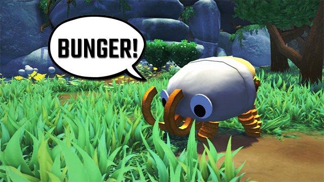 """Le grida di Bugsnax escono dal controller PS5 DualSense e dicono il loro nome """"come un Pokemon"""""""