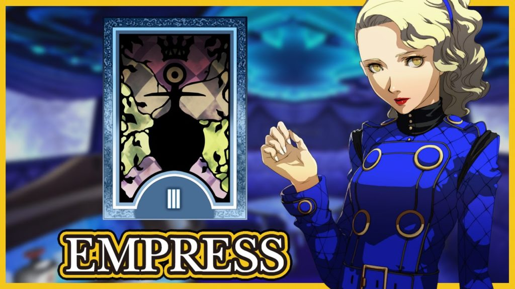 Persona 4 Golden Empress Margaret Social Link Guide