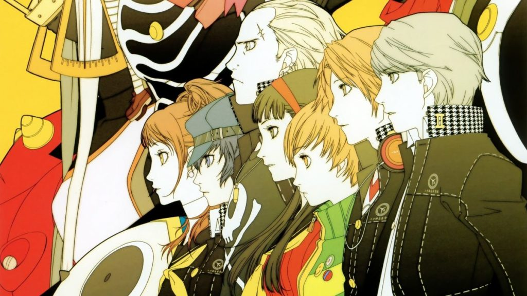 Persona 4 Golden Social Links Guide