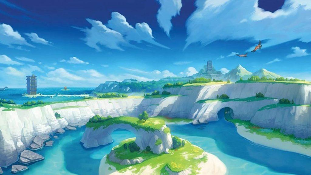 Pokemon Spada e Scudo Isola dell'armatura Soluzione