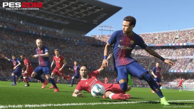 Pro Evolution Soccer 2021 potrebbe essere un aggiornamento, non un gioco a tutti gli effetti
