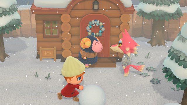 Puoi ruotare gli edifici in Animal Crossing: New Horizons?