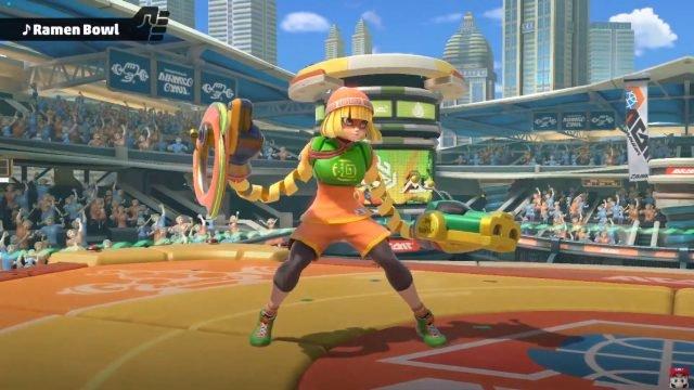 Data di rilascio DLC del personaggio Smash Ultimate Min Min