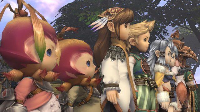 Final Fantasy Crystal Chronicles Data di uscita rimasterizzata