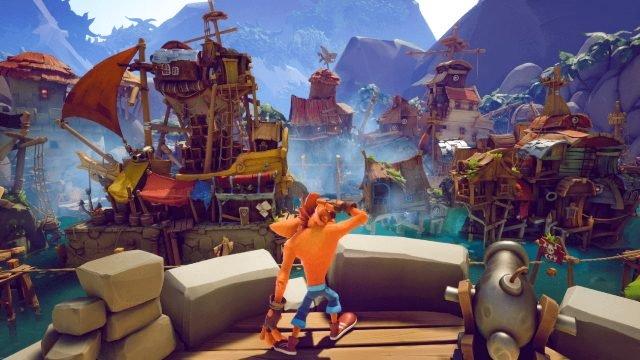 Data di rilascio di Crash Bandicoot 4 PC