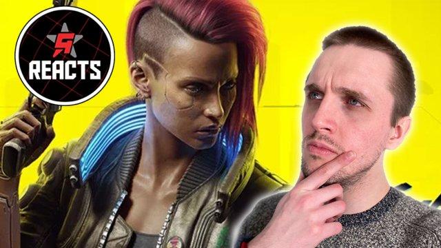 Reazioni GR   Guarda con noi l'evento Cyberpunk 2077 Night City Wire