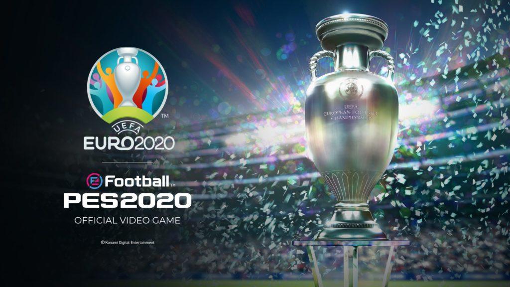 Rilascio dell'aggiornamento 1.11 di PES 2020, DLC Euro 2020