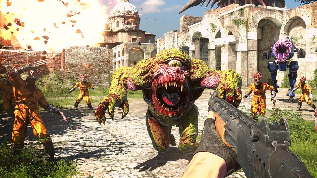 "Serious Sam 4 Dev su Google Stadia e Cloud Gaming: ""The Next Big Thing"""