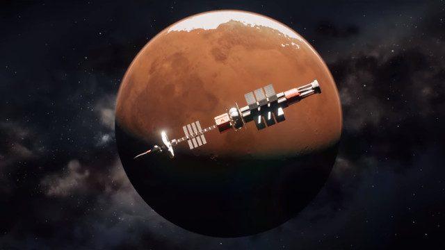 Kerbal Space Program 2 sviluppatori presumibilmente affogati Take Two Interactive Mars