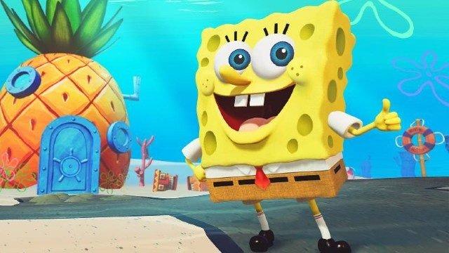 Spongebob Battle for Bikini Bottom SpongeBob
