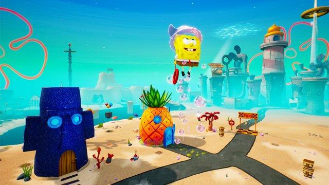 SpongeBob Squarepants: Battle for Bikini Bottom Rehydrated Multiplayer?