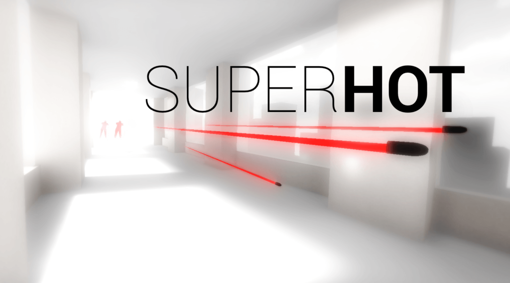 Superhot valutato per Google Stadia, disponibile ora