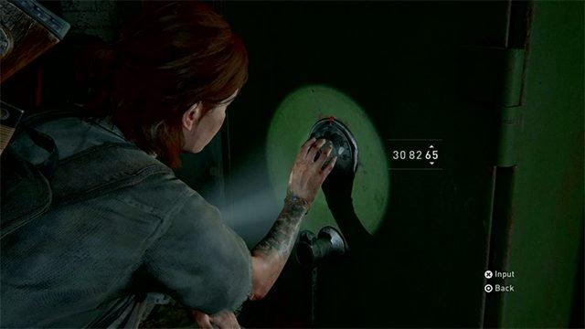 The Last of Us 2 Posizione del codice sicuro di Hillview Garage
