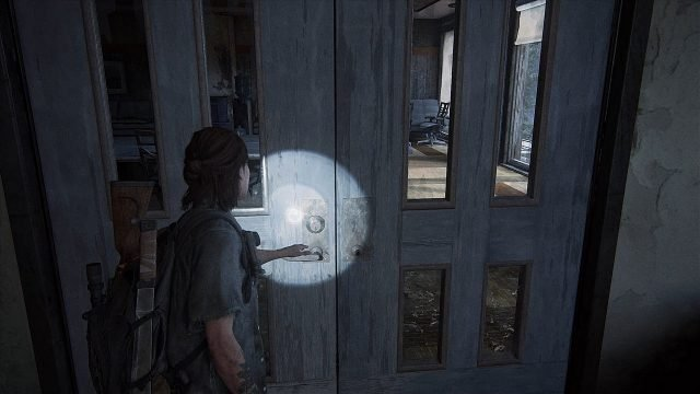The Last of Us 2 Porta chiusa del Seattle Convention Center