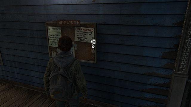 The Last of Us 2 Posizioni delle carte collezionabili | Jackson | Svegliarsi | Seismicayla
