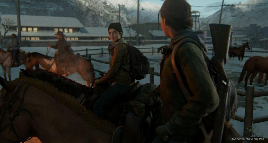 The Last of Us Part 2 Capitolo 5: The Park Collectibles Guide