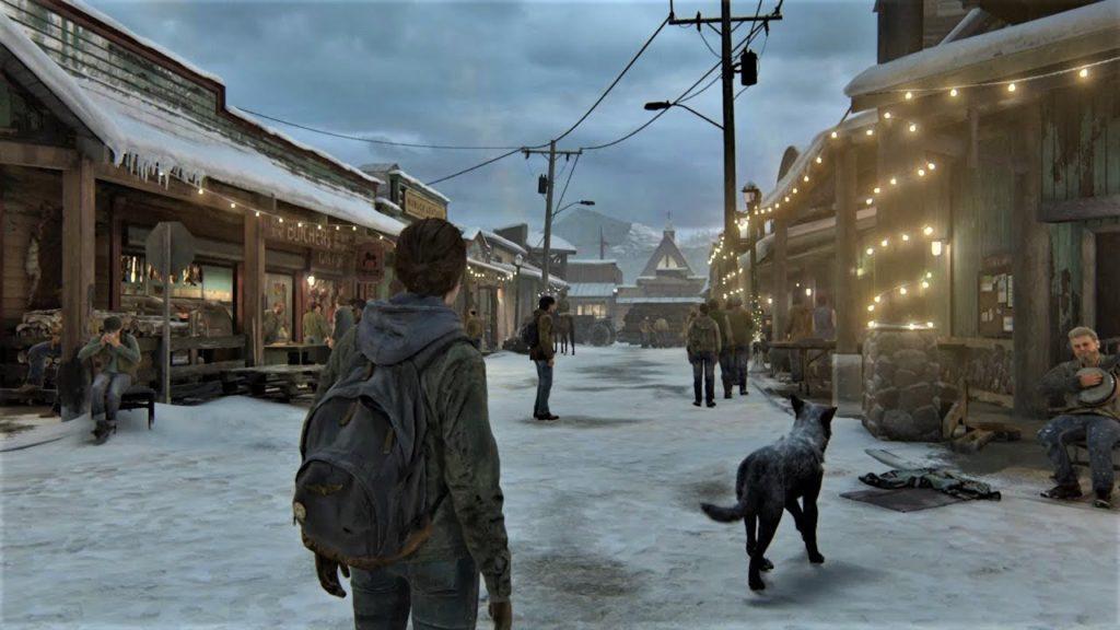 The Last of Us Parte 2 Capitolo 1: Jackson Soluzione