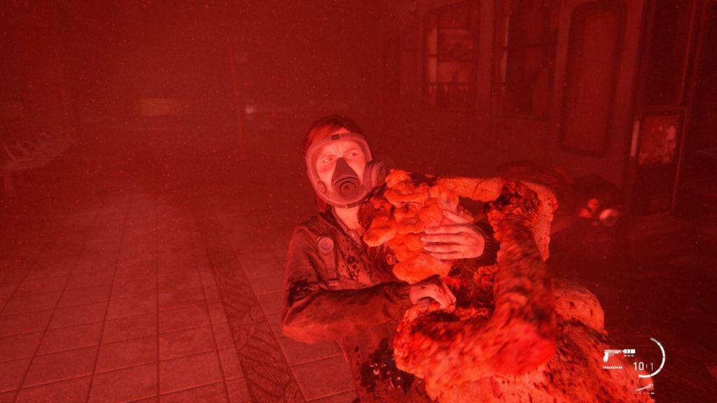 The Last of Us Parte 2 Posizioni delle parti