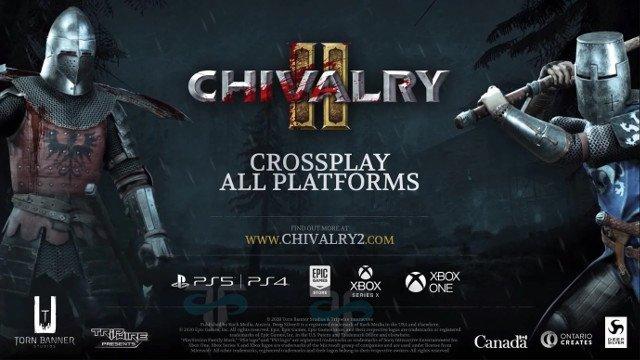 Trapelato Chivalry 2 Cross-Play e PS5