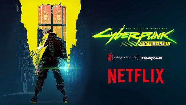 Un anime Cyberpunk 2077 sta arrivando su Netflix