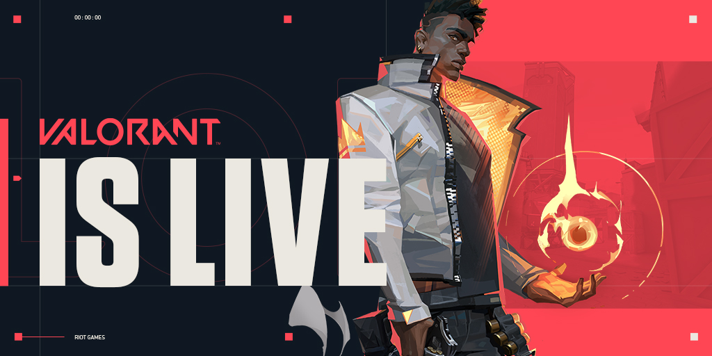 Valorant Update 1.0 Is Live, Official Launch Day