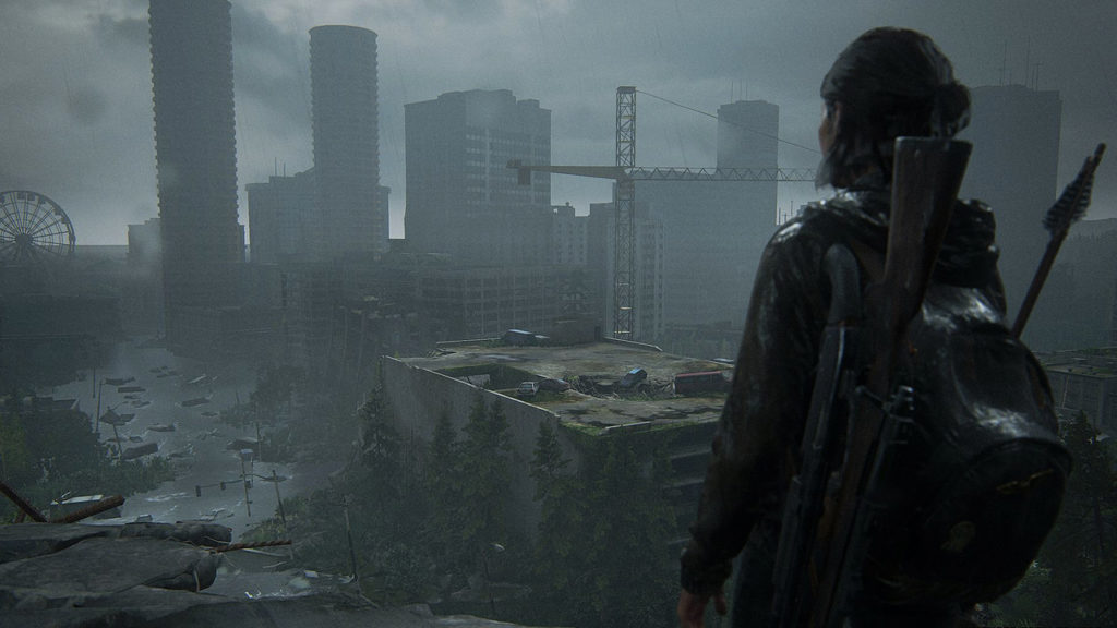 Xbox Boss Show The Last Of Us Part 2 With Lode