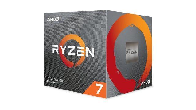 Data di rilascio di AMD Ryzen 7 3700XT
