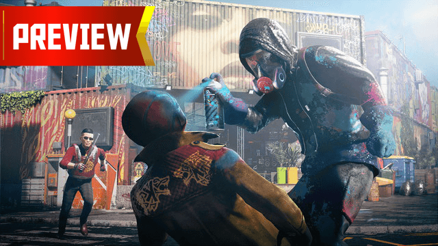 Watch Dogs: Legion Preview | Londra chiama